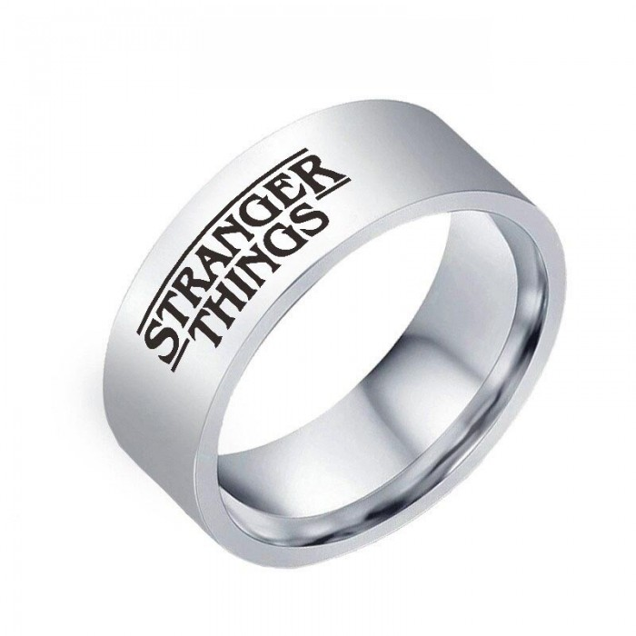 Bague Stranger Things