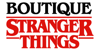 Logo Boutique Stranger Things